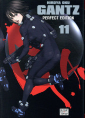 Gantz (Perfect Edition) -11- Tome 11