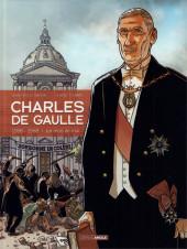 Charles de Gaulle (Plumail) -4- 1958-1968 - Joli mois de mai