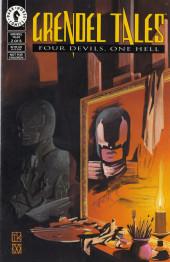 Grendel Tales: Four Devils, One Hell (1993) -2- Three searchers, one lucky streak