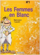Les femmes en Blanc -1b1995- Les femmes en blanc