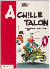 Achille Talon -2c91- Achille talon aggrave son cas !