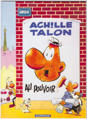 Achille Talon -6d01- Achille talon au pouvoir