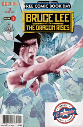 Free Comic Book Day 2016 - Bruce lee - The dragon rises