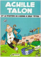 Achille Talon -14a83- Achille talon et le mystère de l'homme à deux têtes