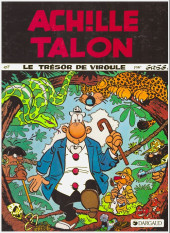 Achille Talon -16b91- Achille talon et le trésor de virgule