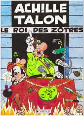 Achille Talon -17b91- Le roi des zôtres