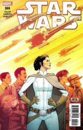 Star Wars Vol.2 (Marvel comics - 2015) -44- Mutiny At Mon Cala Part I