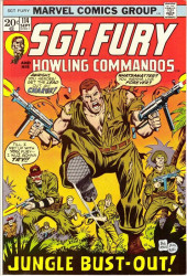 Sgt. Fury and his Howling Commandos (Marvel - 1963) -114- Jungle bust-out !