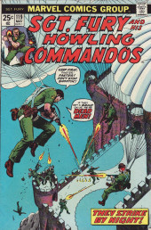 Sgt. Fury and his Howling Commandos (Marvel - 1963) -119- They strike by night !