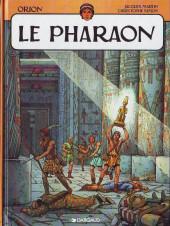 Orion (Martin) -3- Le pharaon