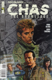 Hellblazer Special: Chas (2008) -1- Chas: The knowledge #1 of 5