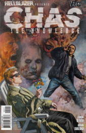 Hellblazer Special: Chas (2008) -2- Chas: The knowledge #2 of 5