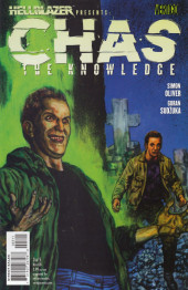 Hellblazer Special: Chas (2008) -3- 1. Chas: The knowledge #3 of 5