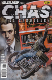 Hellblazer Special: Chas (2008) -5- Chas: The knowledge #5 of 5