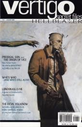 Vertigo Secret Files: Hellblazer (2000) -1- Vertigo secret files: Hellblazer
