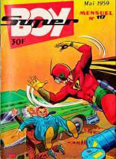 Super Boy (2e série) -117- Le chiffonnier de Candle Street