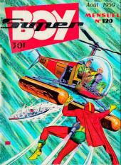 Super Boy (2e série) -120- La fin du Nouka Kéa