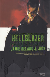 John Constantine, Hellblazer: Pandemonium (2010) -GN- Hellblazer: Pandemonium