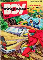 Super Boy (2e série) -121- Ce sympathique Mr Morroway
