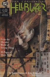 Hellblazer (DC comics - 1988) -1- Hunger