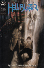 Hellblazer (DC comics - 1988) -7- Ghosts in the machine