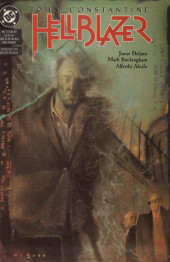 Hellblazer (DC comics - 1988) -19- The fear machine part 6: The broken man