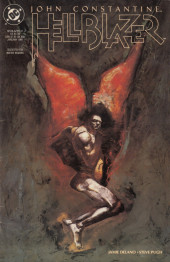 Hellblazer (DC comics - 1988) -37- man's work