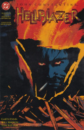 Hellblazer (DC comics - 1988) -45- The sting