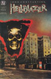 Hellblazer (DC comics - 1988) -46- Falling into hell