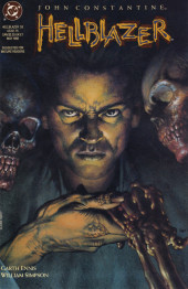 Hellblazer (DC comics - 1988) -53- Royal blood part 2: Revelations