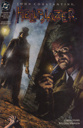 Hellblazer (DC comics - 1988) -54- Royal blood part 3: The good old days