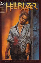 Hellblazer (DC comics - 1988) -61- She's buying a stairway to heaven