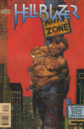 Hellblazer (DC comics - 1988) -73- Damnation's flame part 2: Broadway the hard way