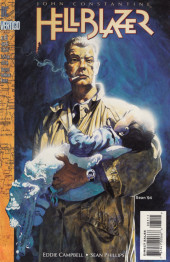 Hellblazer (DC comics - 1988) -85- Warped notions part 1: The delicate power of terror