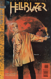 Hellblazer (DC comics - 1988) -86- Warped notions part 2: The everything virus