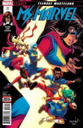 Ms. Marvel (2016) -27- Teenage Wasteland Part 3