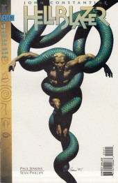 Hellblazer (DC comics - 1988) -90- Dangerous ground