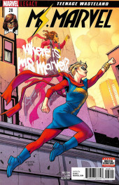 Ms. Marvel (2016) -28- Teenage Wasteland Part 4