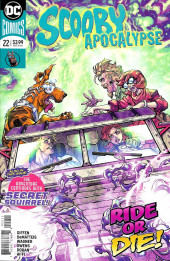 Scooby Apocalypse (2016) -22- Uncivil War
