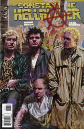 Hellblazer (DC comics - 1988) -246- Newcastle Calling, Part Two of Two