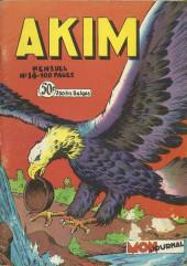 Akim (1re série) -14- Akim doit fuir