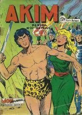 Akim (1re série) -20- La princesse Adina règne sur le royaume