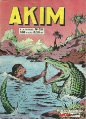 Akim (1re série) -26- Les démons des montagnes