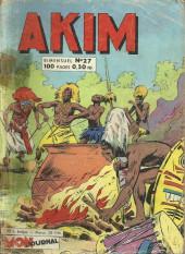 Akim (1re série) -27- Le liquide infernal