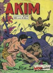 Akim (1re série) -28- Les idoles de pierre