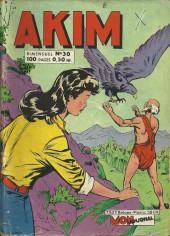 Akim (1re série) -30- Le lac des serpents