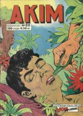 Akim (1re série) -33- La formule infernale