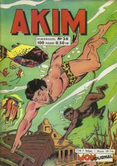 Akim (1re série) -34- Le navire pirate
