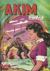 Akim (1re série) -35- Au royaume des hommes grenouilles