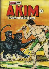 Akim (1re série) -453- Les défenses rouges